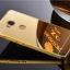 (025-076)เคสมือถือ Case Huawei GR5 เคสกรอบโลหะพื้นหลังอะคริลิคแวววับคล้ายกระจกสวยหรู thumbnail 8