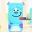 (006-005)เคสมือถือ Asus Zenfone6 เคสนิ่มชุดการ์ตูน 3D น่ารักๆ thumbnail 6
